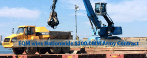 EQM wins Nationwide $200.0MM Army Contract